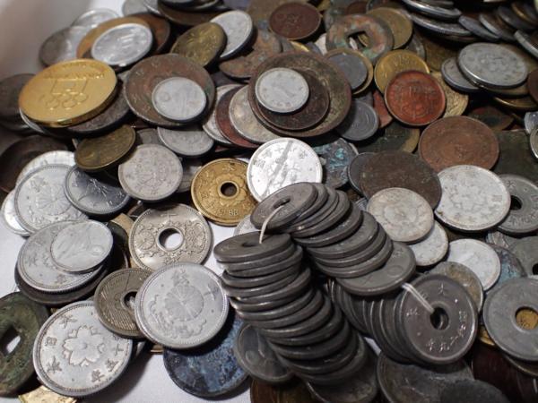 国内おまとめ 未選別・雑多 古銭 コイン