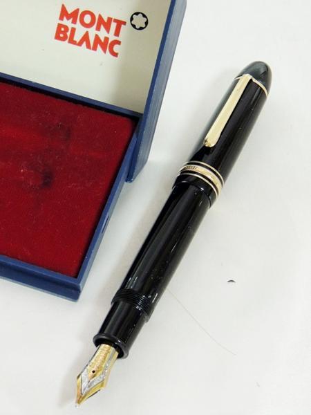 モンブラン 万年筆 マイスターシュテュック 149 18C-750