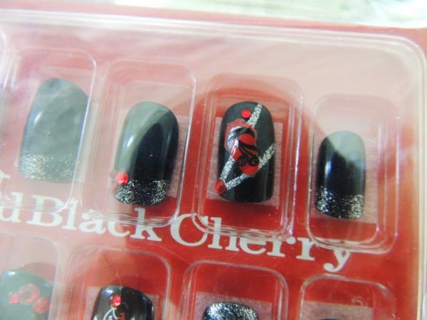 AcidBlackCherry ネイルチップ