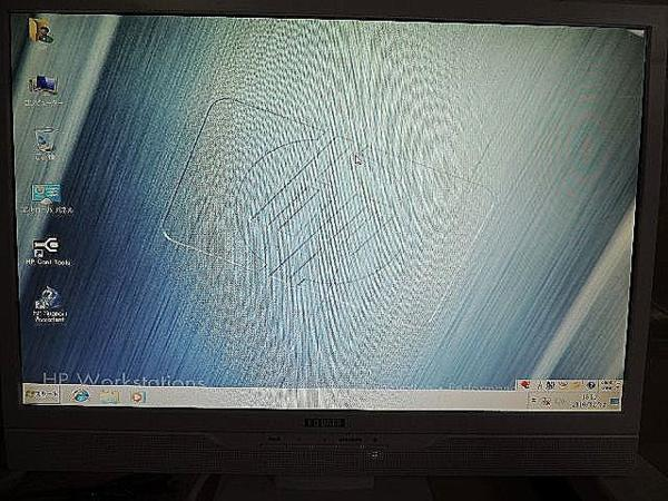 HP Z200 Corei5 3.47GHz 8G 500G Win7Pro64bitリカバリ付
