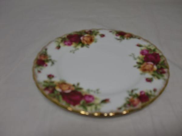 ROYAL ALBERT old country roses プレートセット