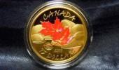 【オークション代行実績】レア金貨★金貨Gold Maple Leaf Coinコインセット